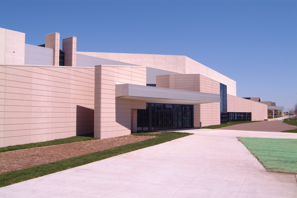 Church of the Resurrection in Overland Park