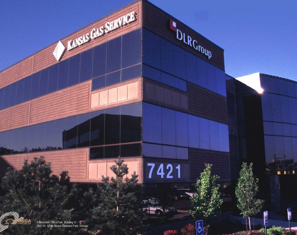 Omega manufactured the panels for 18 buildings at the Southcreek Office Park in Overland Park KS.  A large variety of colors and pattens were used.  Link to www.southcreekofficepark.com to see all the builidings